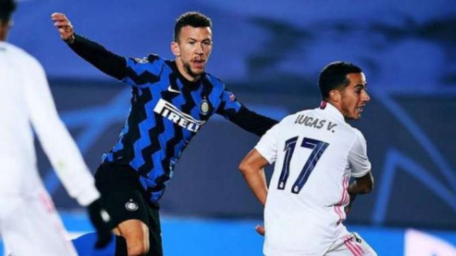 Duel Inter Milan vs Real Madrid
