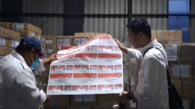 Surat suara Pilkada Tangerang Selatan 2020 sudah tiba di KPU Tangsel