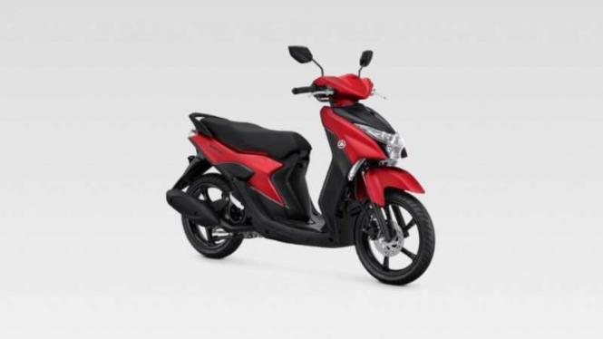 Skuter matik baru Yamaha Gear