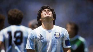Legenda Timnas Argentina, Diego Maradona