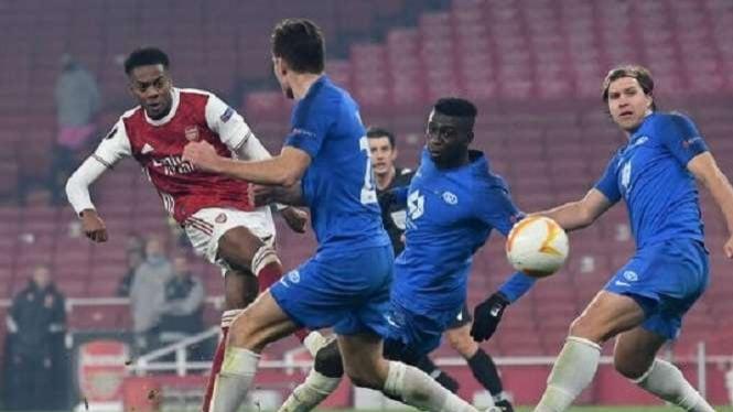 Duel Arsenal vs Molde