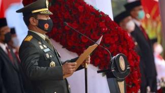 VIVA Militer: Mayjen TNI (purnawirawan) Widodo.