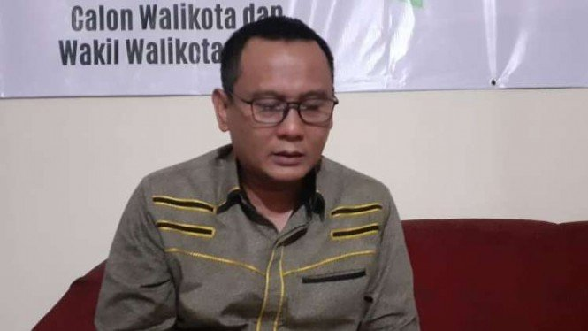 Sekretaris Partai Gerindra Kota Depok Hamzah