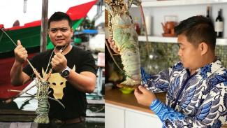 Staf khusus Menteri Kelautan dan Perikanan, yaitu Andreau Misanta Pribadi.
