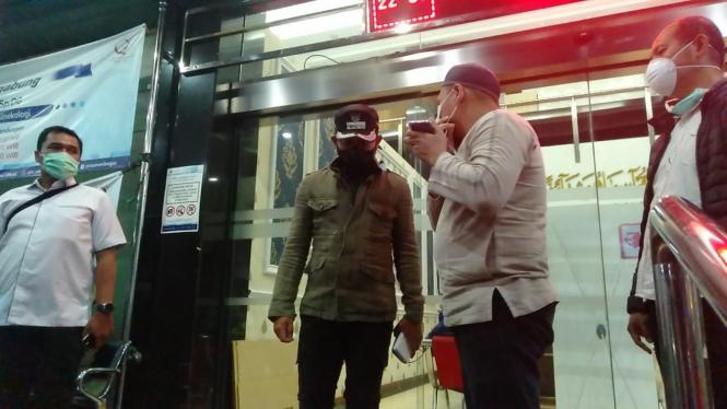 Wali Kota Bogor Bima Arya di RS Ummi tempat Habib Rizieq Shihab dirawat