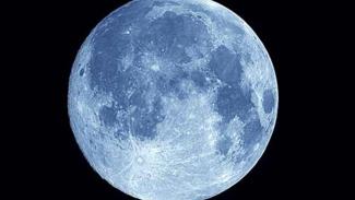 Bulan Purnama.