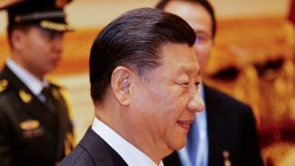 Presiden China Xi Jinping.
