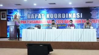 Operasi Lilin 2020, Ini Fokus Pengamanan Korlantas Polri