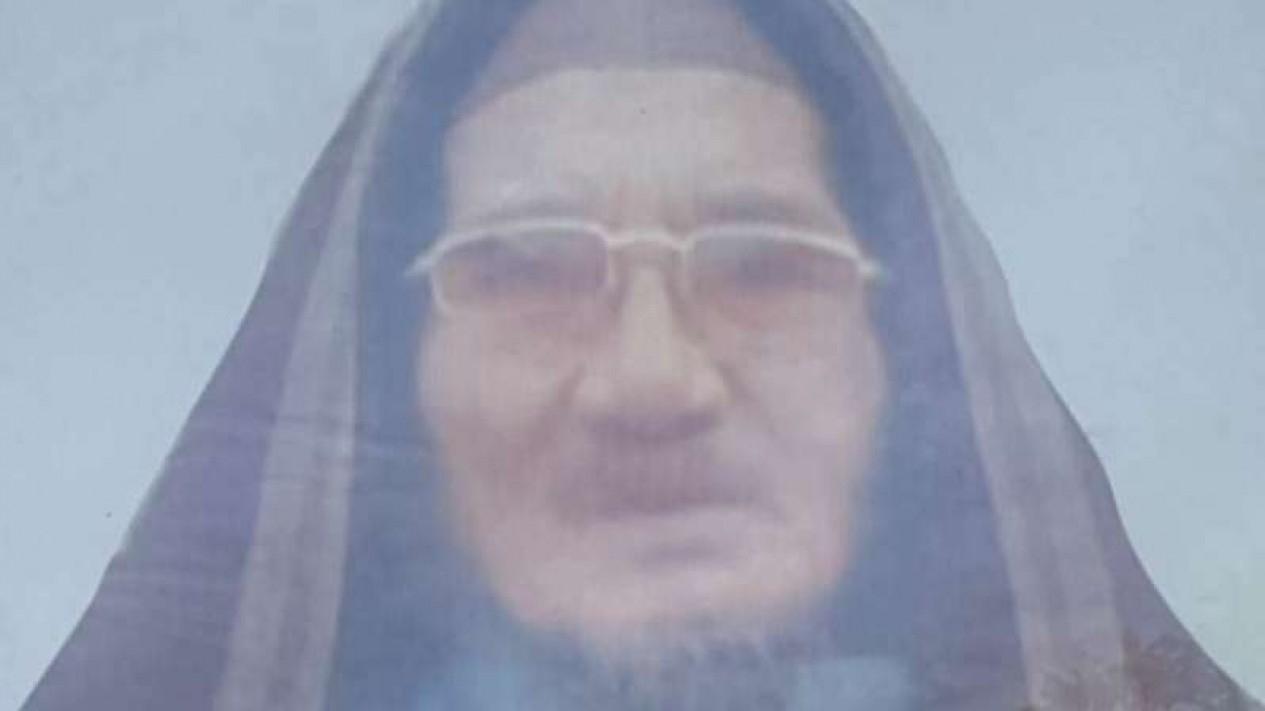 Almarhum KH Ahmad Baidowi.