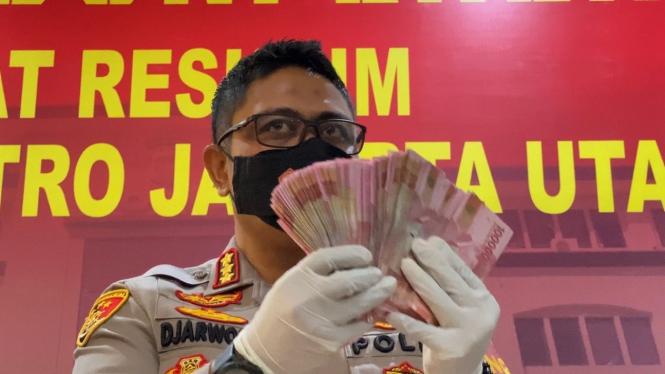 Kasus prostitusi online artis ST dan MA.