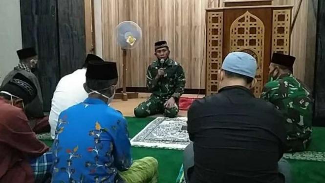 VIVA Militer: Letkol TNI Laode Muhammad Nurdin.