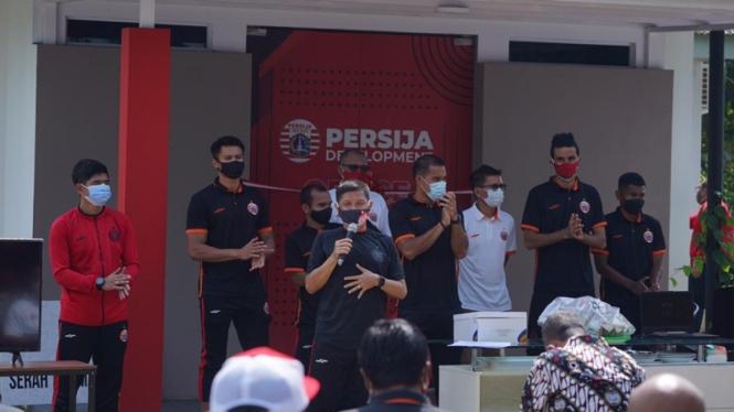 Acara ulang tahun Persija Jakarta yang ke-92