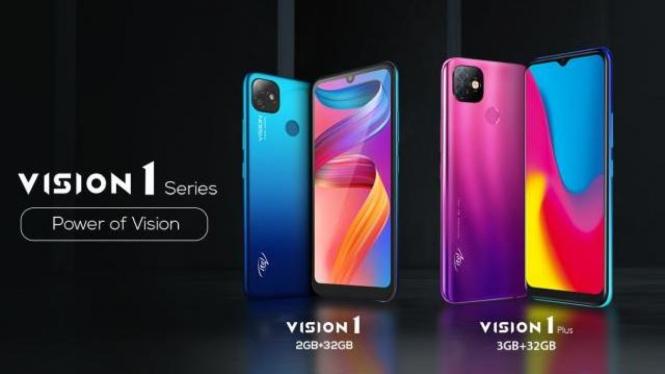 Vision1 Series itel (dokpri)