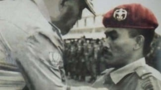 VIVA Militer: Kolonel Inf Agus Hernoto mendapatkan penghargaan atas jasanya