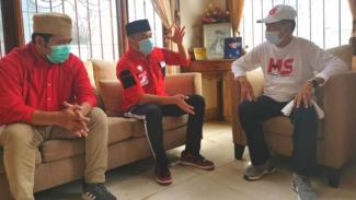 Plt Ketua Umum DPP Partai Soidaritas Indonesia Giring Ganesha Djumaryo