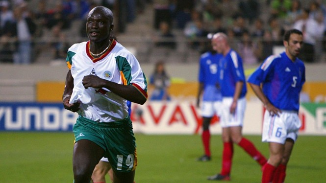 Mantan pemain Timnas Senegal Papa Bouba Diop