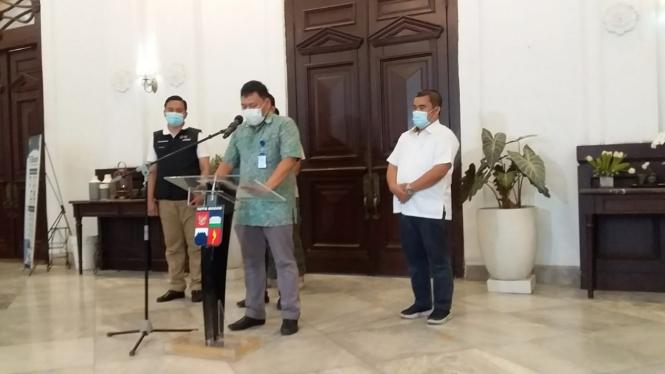 Direktur Utama Rumah Sakit Ummi Bogor, Andi Tatat