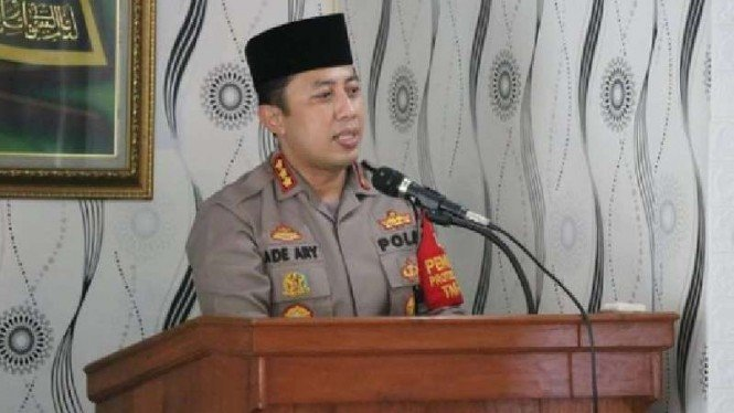 Kapolres Kota Tangerang, Kombes Ade Ary