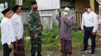 VIVA Militer: Danrem Brigjen TNI Ahmad dan Makmun Moerad.