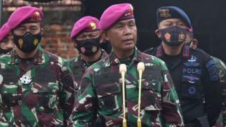 VIVA Militer: Dankormar Mayjen TNI (Marinir) Suhartono