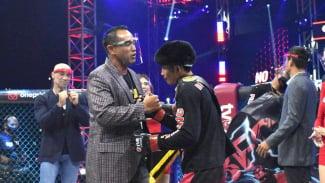 Ketua Umum KOBI dan Founder One Pride MMA, Ardiansyah Bakrie