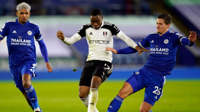 Duel Leicester City Vs Fulham