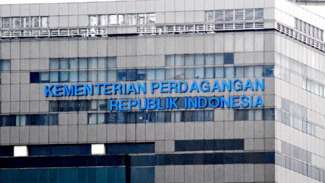 Kementerian Perdagangan Republik Indonesia/Kemendag