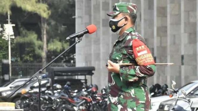 VIVA Militer: Kolonel TNI LA.