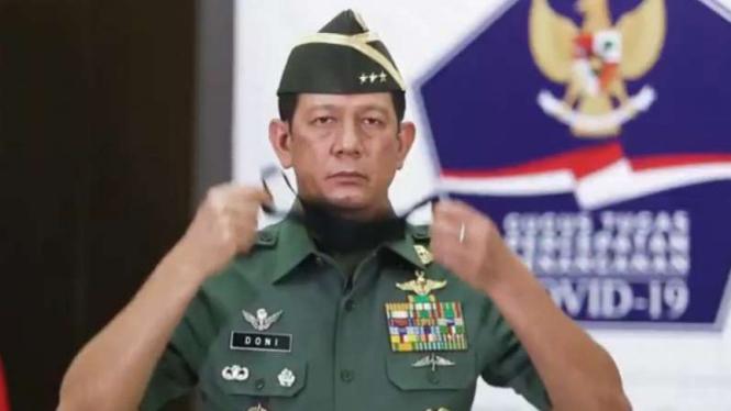 VIVA Militer: Letjen TNI DM