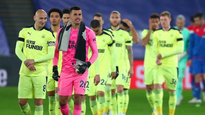 Para pemain Newcastle United
