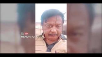 Pria mengaku polisi ancam Habib Rizieq