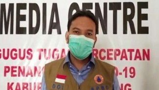 Jubir Satgas Penanganan COVID-19 Kabupaten Bantaeng, dr Andi Ihsan