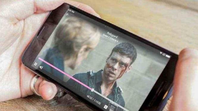 Applikasi pemutarr video android