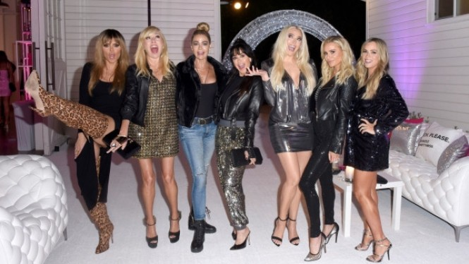 Para pemain Real Housewives of Beverly Hills