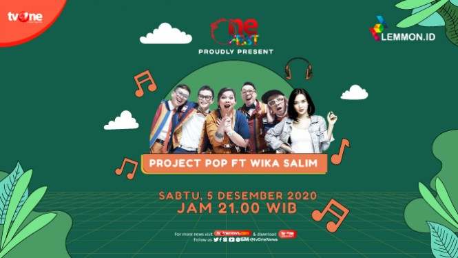 One Fest tvOne, Sabtu (05/12)