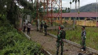 VIVA Militer: Prajurit Raider Khusus TNI siaga di Aceh.