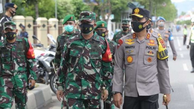 VIVA Militer: Panglima Kodam IM, Mayjen TNI AM
