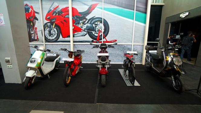 Pameran IIMS Motobike Hybrid Show 2020