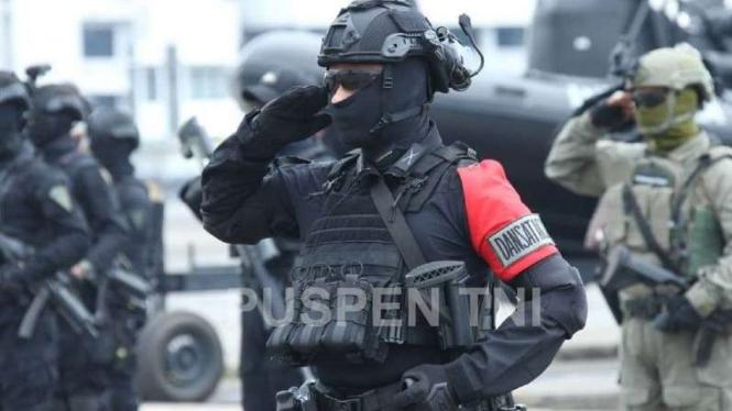 VIVA Militer: Pasukan Khusus TNI.