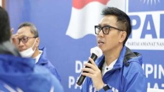 Ketua DPW PAN DKI Jakarta Eko Hendro Purnomo alias Eko Patrio