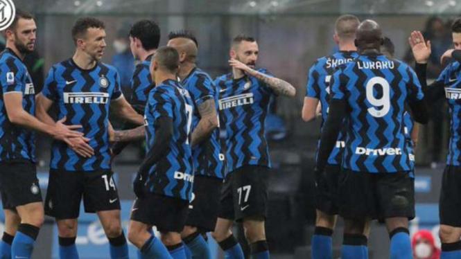 Pemain Inter Milan .