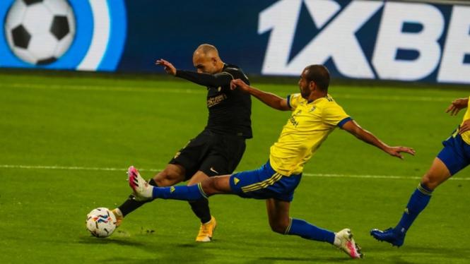 Pertandingan Cadiz vs Barcelona
