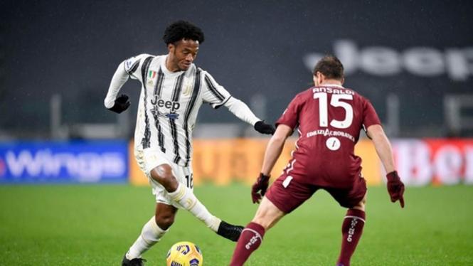 Pertandingan Juventus melawan Torino