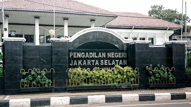 Pengadilan Negeri Jakarta Selatan / PN JAKSEL