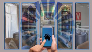 Ilustrasi smart home