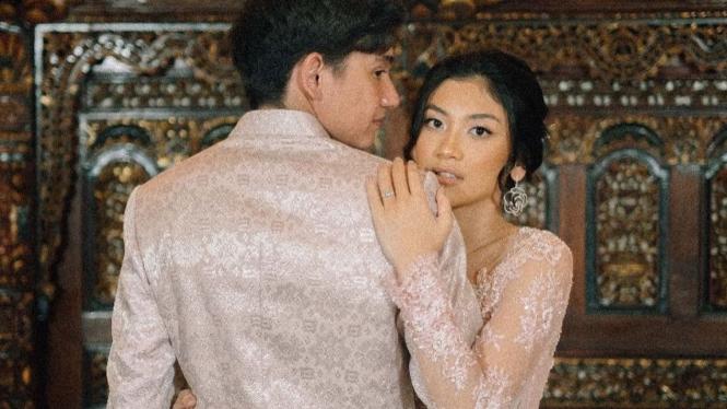 Pernikahan Adipati Dolken dan Canti Tachril Digelar Tertutup