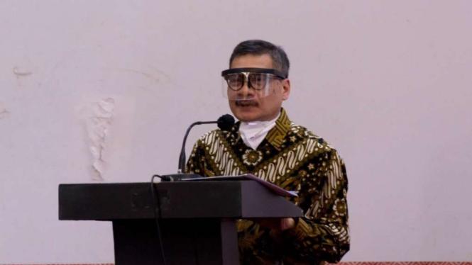 Deputi Kemenko Perekonomian Iskandar Simorangkir.