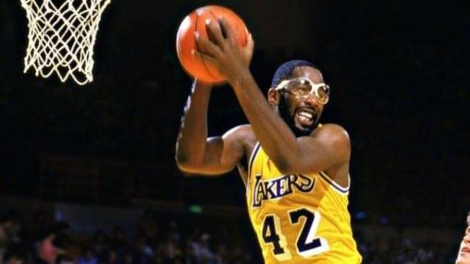Legenda LA Lakers, James Worthy