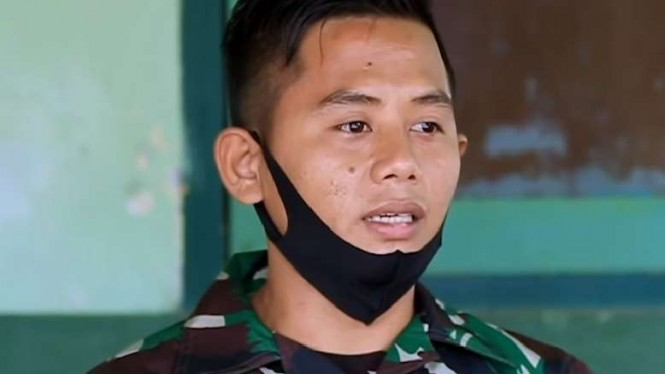 VIVA Militer: Prajurit Kepala (Praka) TNI Andi Kurniawan