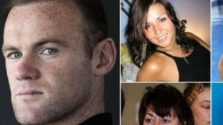 Wayne Rooney tersandung skandal seks